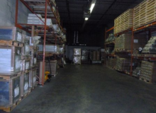 South Asia Plastics warehouse